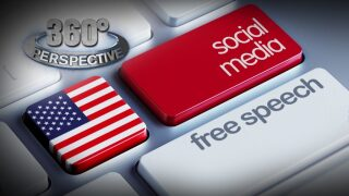 360° Perspective: Free speech on social media