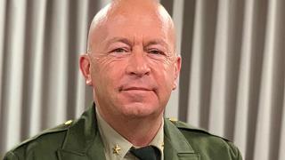 Ian Chandler, Kern County Sheriff's Office