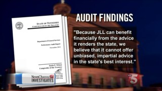 Audit Questions Big Haslam Administration Contract