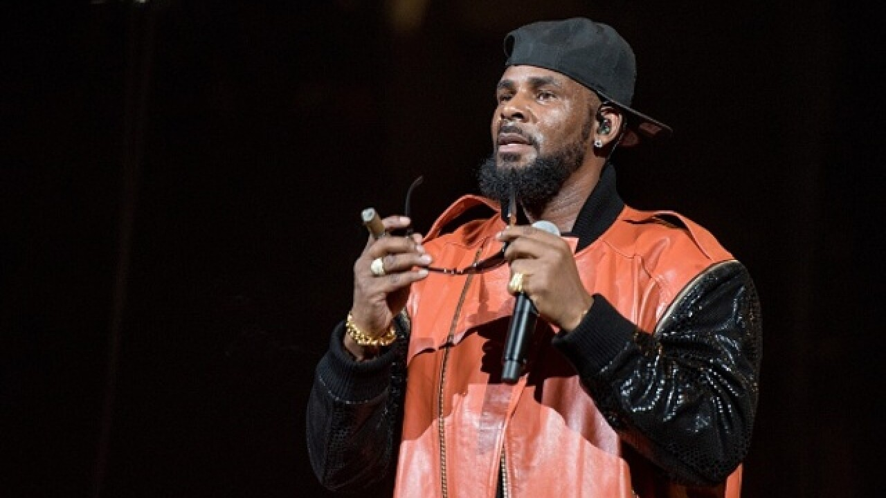 Spotify removes R. Kelly's music from curated playlists amid sexual abuse allegations