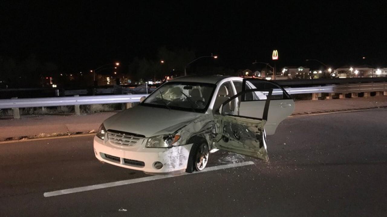 DPS speaks on trooper hitting wrong-way driver
