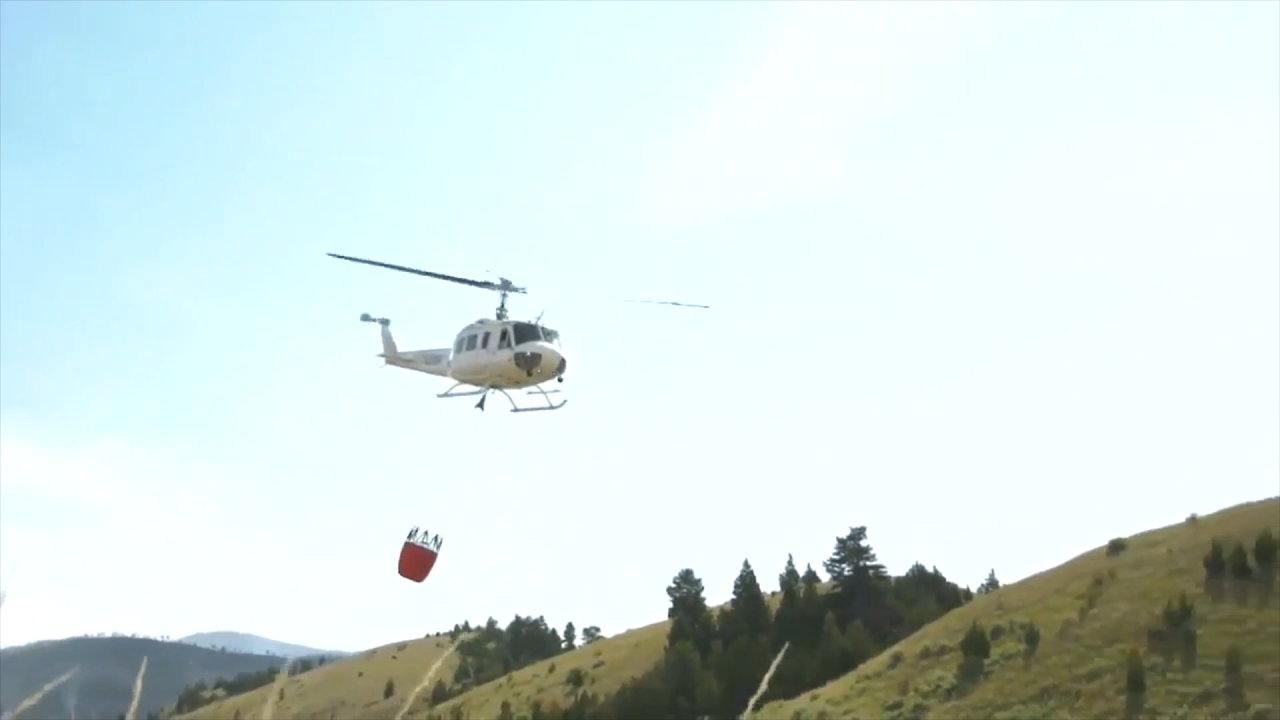 Montana wildfire resources