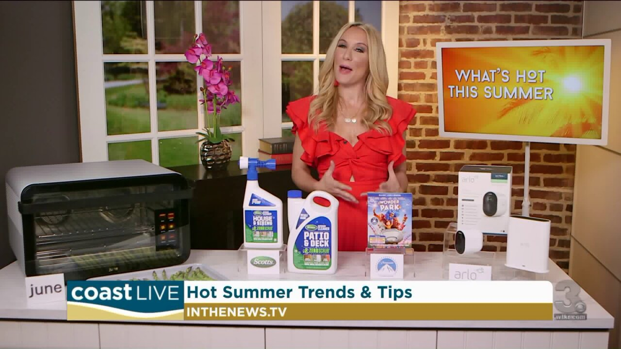 Trends and tips to help you enjoy the summer on CoastLive
