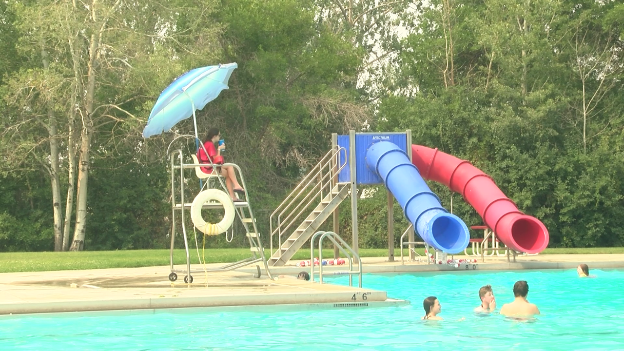 Electric City Water Park in Great Falls