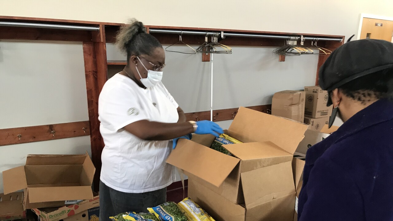 Organizations feed some of Milwaukee's most vulnerable during COVID-19
