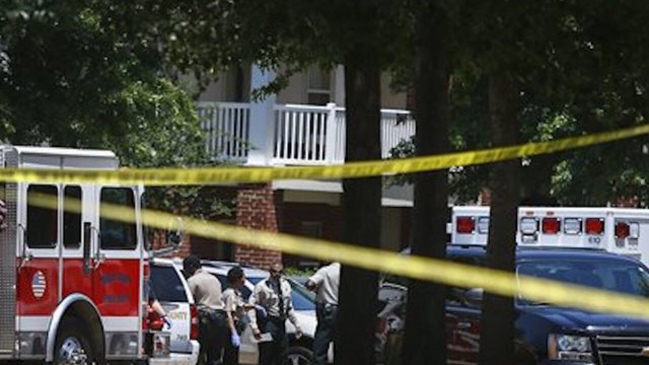 4 children fatally stabbed in Memphis; mother in custody