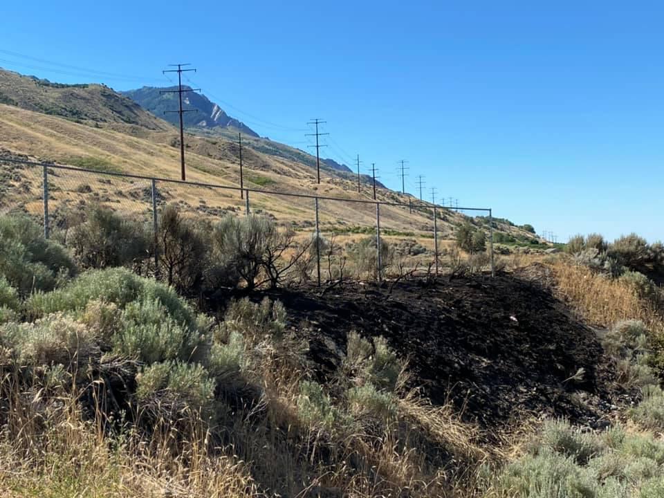 Brigham City Fire