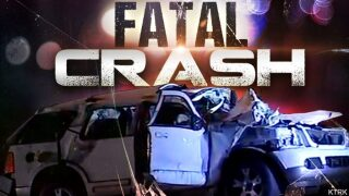Two dead, one injured in crash south of Premont