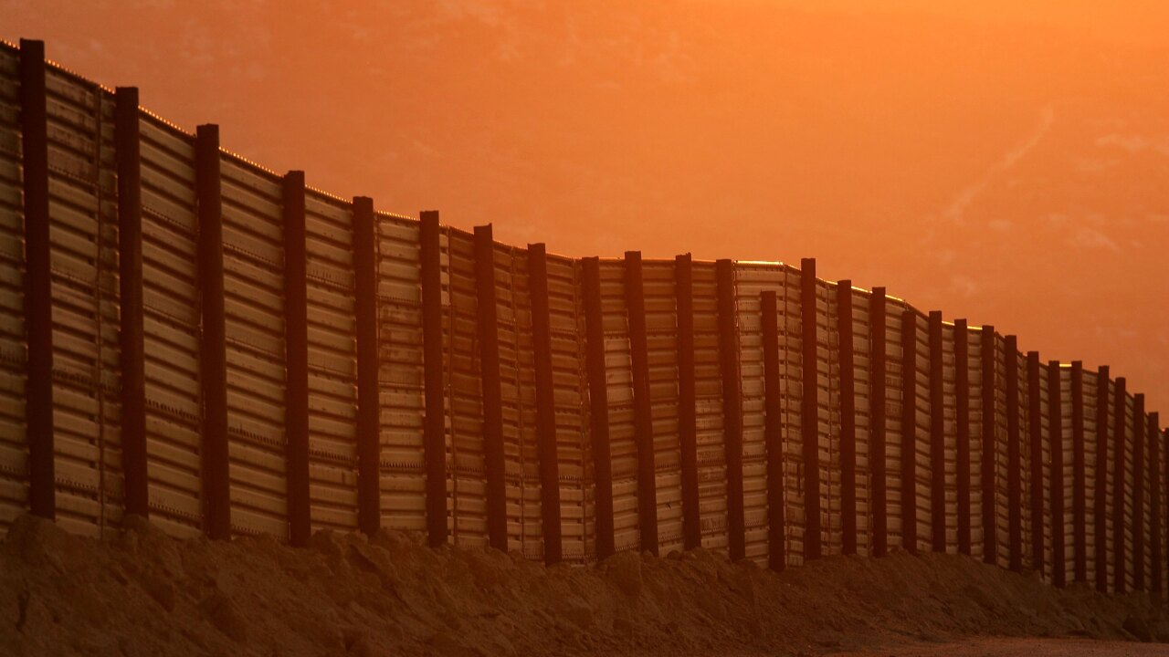 US-Mexico Border Fence Impacts Borderlands Environment
