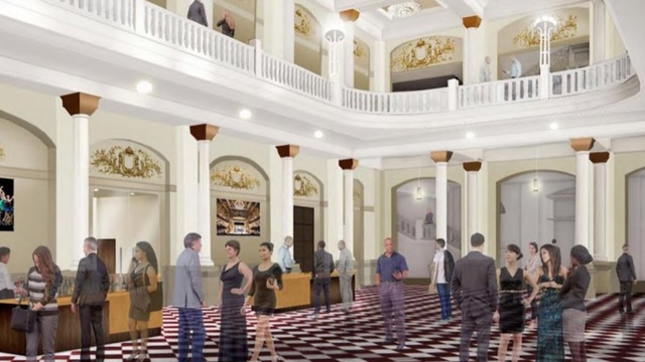 Music Hall renovations get a (conditional) OK
