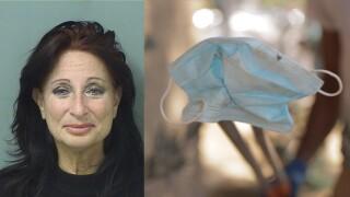 Cindy Dicorrado, refused to wear mask at Einstein Bros. Bagels