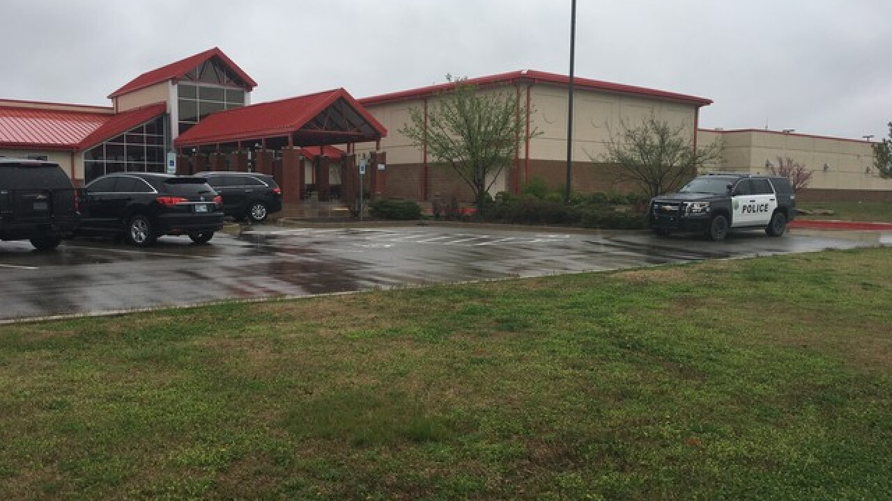 Claremore schools in session Wednesday after bomb scare Wednesday