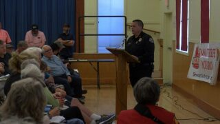 Cambria residents prep for wildfire season, learn evacuation could take 4 hours