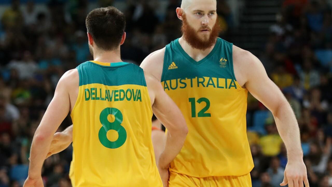 Aron Baynes, Australia fall to Spain in bronze medal game