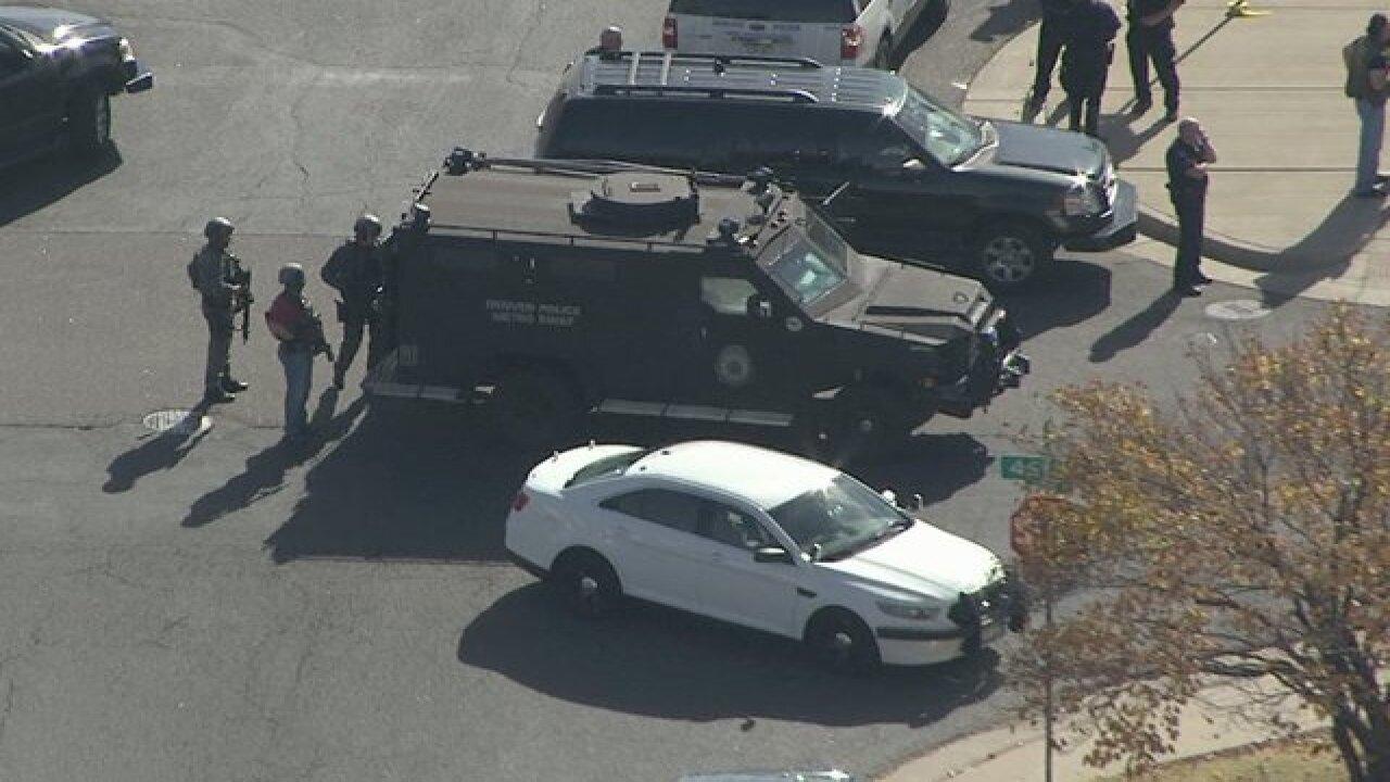 Police investigate officer-involved shooting