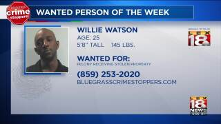 Crime Stoppers Most Wanted Person Of The Week: May 1, 2019