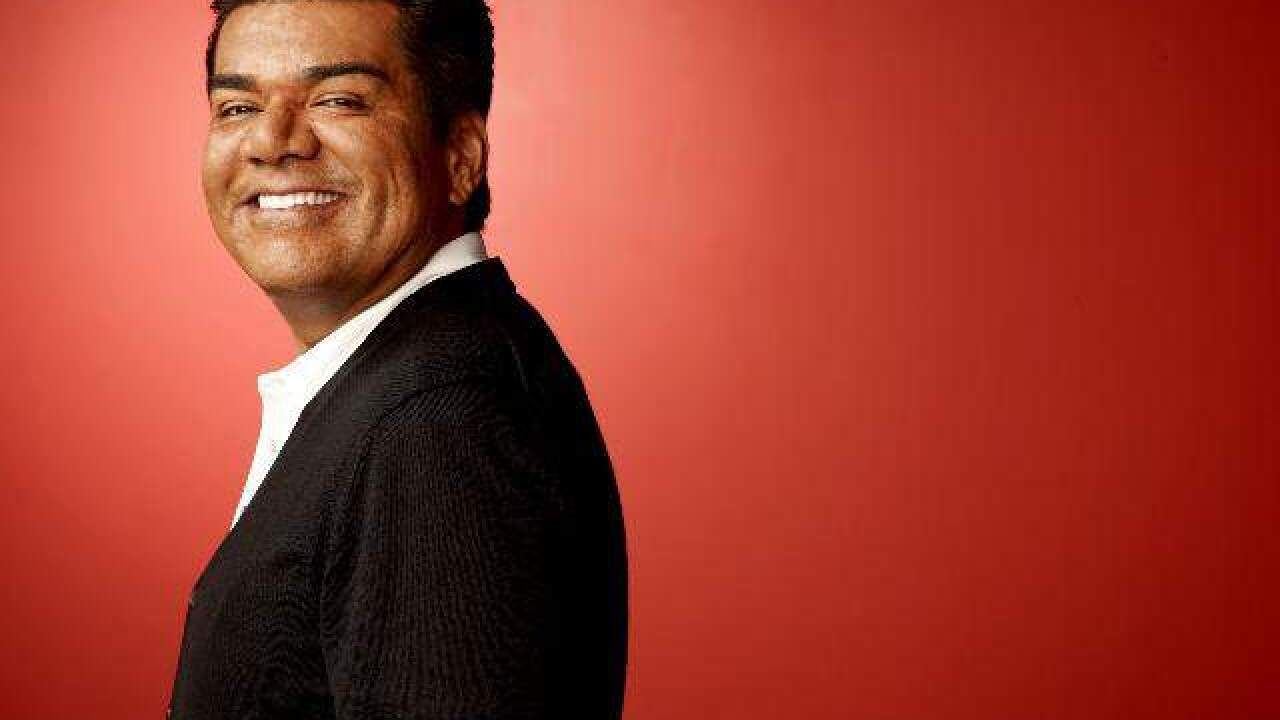 TMZ: George Lopez charged with battery after Trump joke triggers fight at Hooters