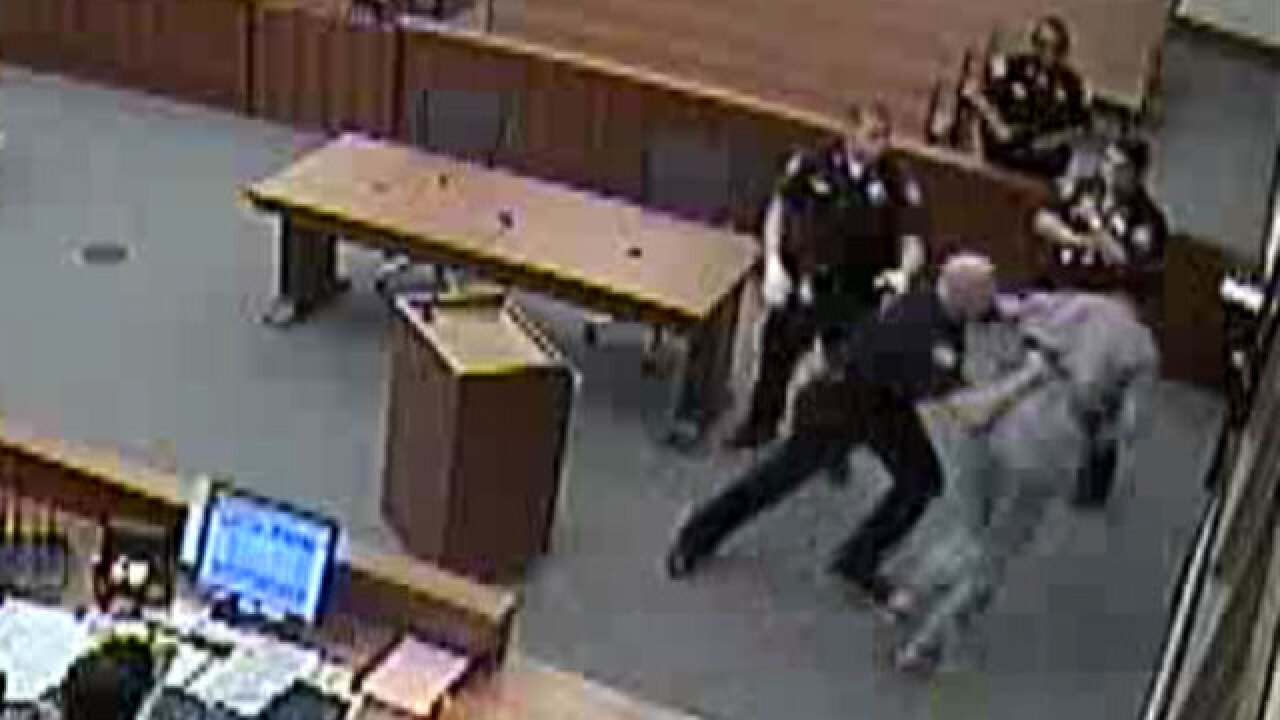 Judge: Deputy should've been charged in assault