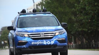 WPTV Weather Pilot 5: South Florida's most powerful weather vehicle