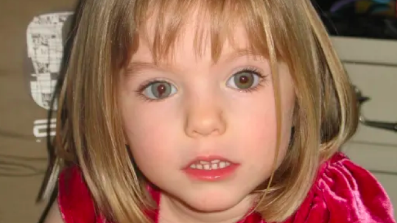 UK police identify German prisoner as suspect in 2007 disappearance of Madeleine McCann