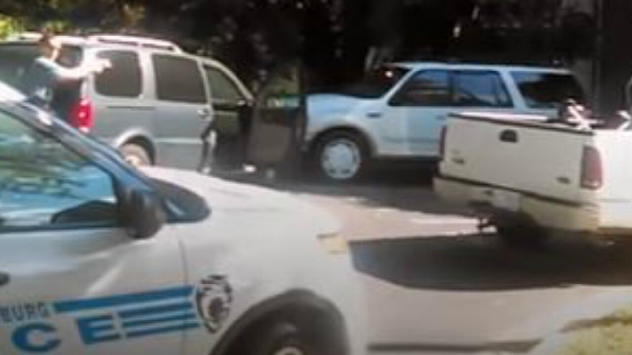 Keith Lamont Scott police shooting video released