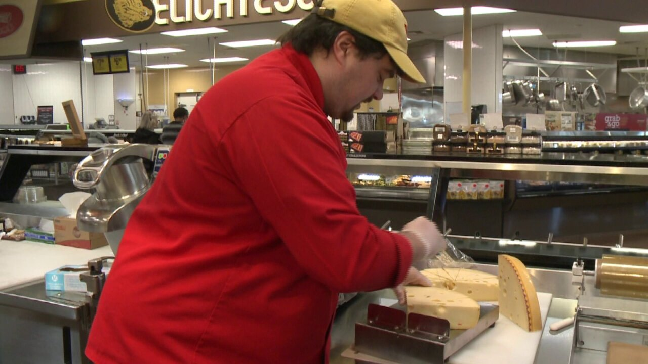 This guy is sharp: Local man one of 300 nationwide to pass Certified Cheese Professional exam