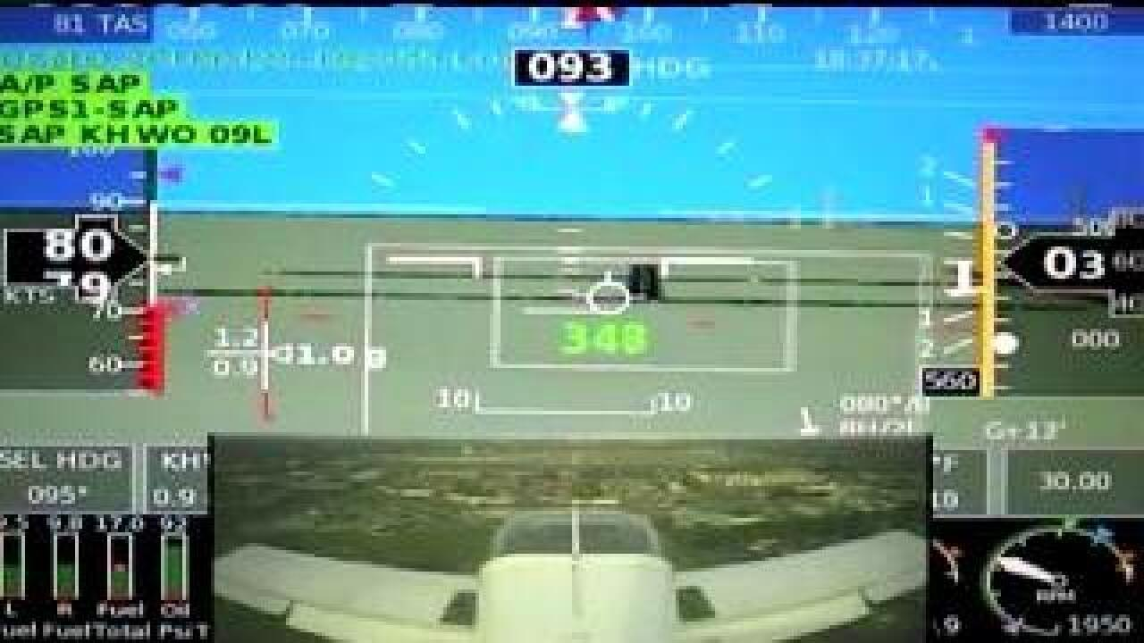 New aircraft technology making it faster to get pilot's license