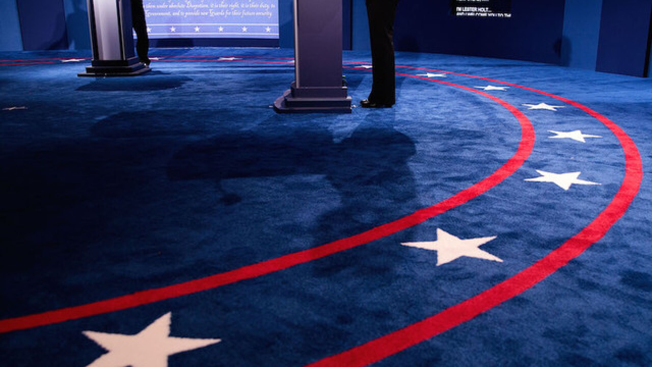Where to stream tonight's presidential debate