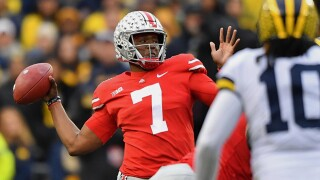 No. 6 Ohio State hopes to make playoff case vs Northwestern