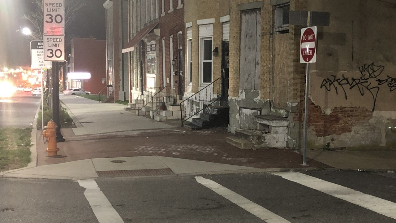 Argument leads to 14-year-old girl being shot outside beauty salon in Baltimore