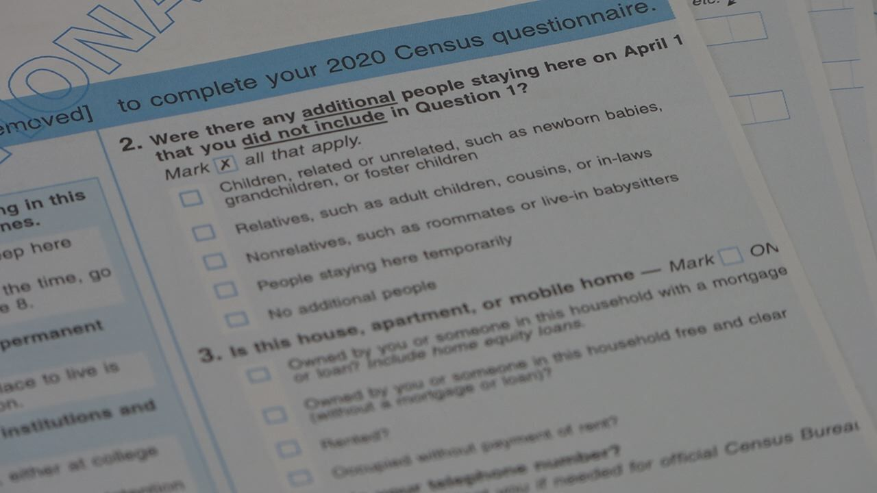Census Bureau Encourages People To Apply For Jobs
