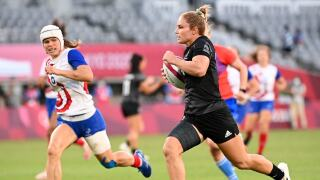 New Zealand women's rugby gets its gold with win over France