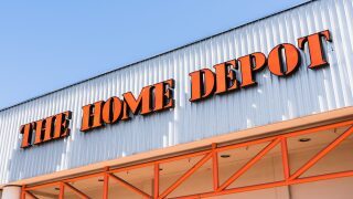 Get a free kids' workshop kit from Home Depot