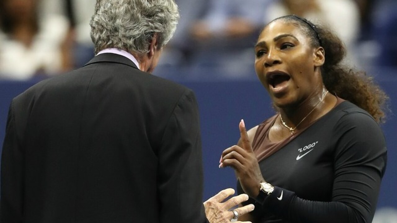 Newspaper reprints controversial cartoon of Serena Williams