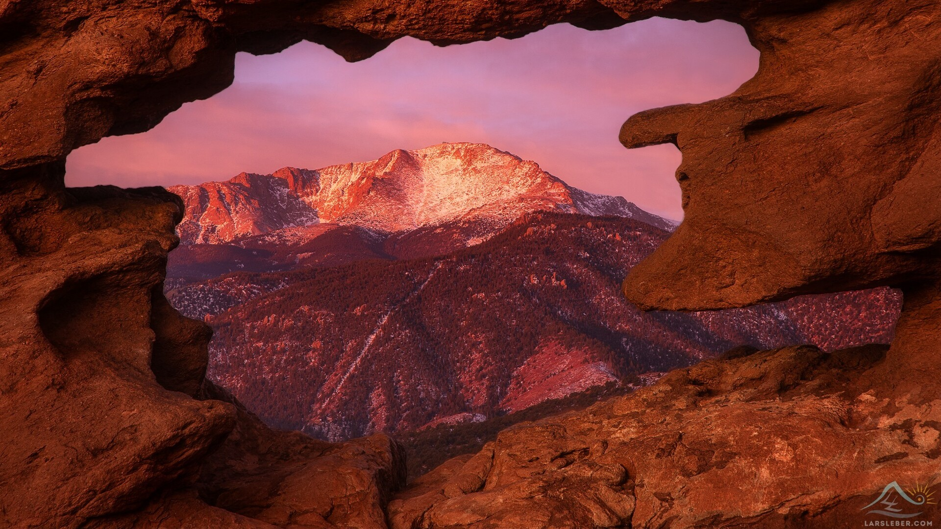Siamese Twin Rocks Garden of the Gods Lars Leber Photography.jpg