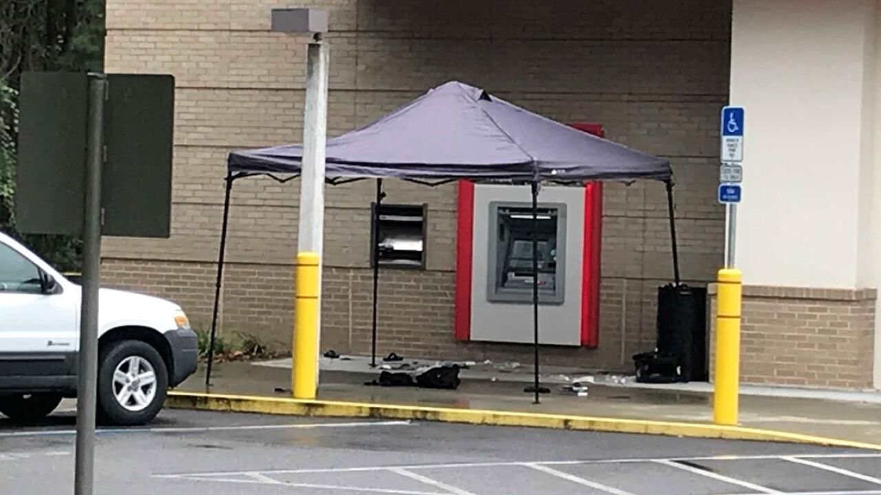 One hurt in shooting at Bank of America on Thomasville Road, person of interest in custody 2.JPG