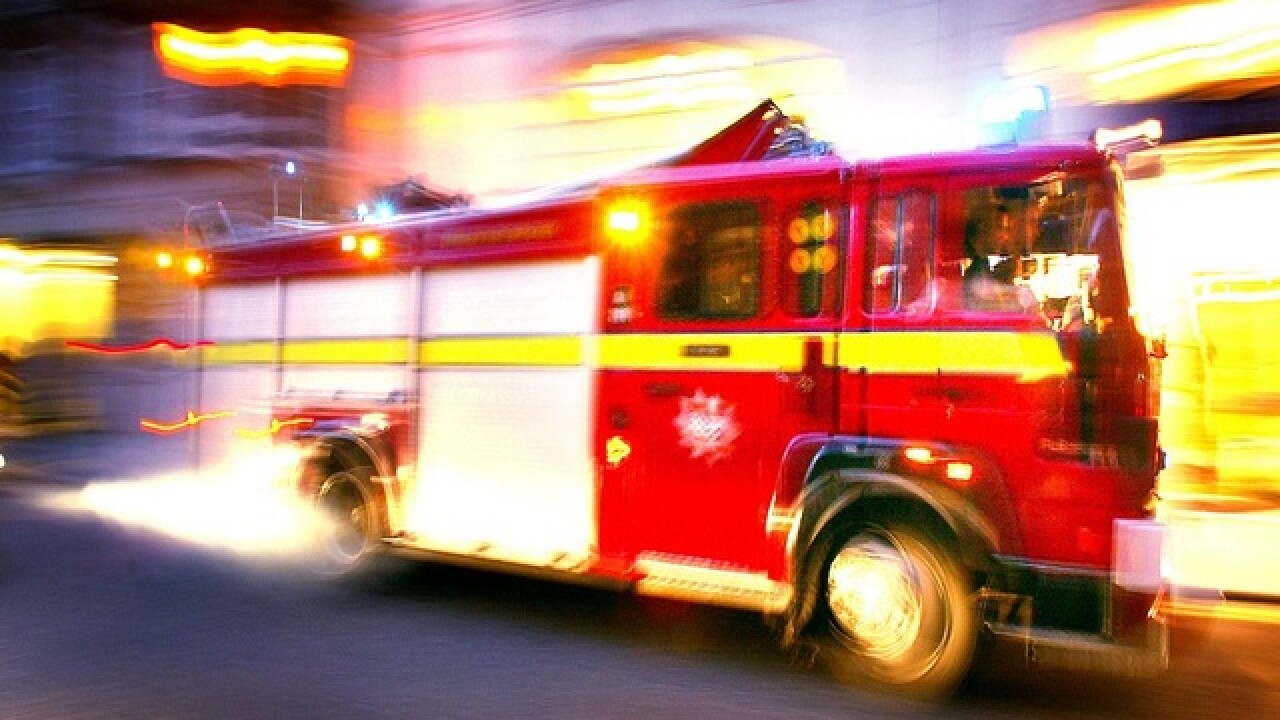 Boy killed in house fire, 3, found huddled with dog