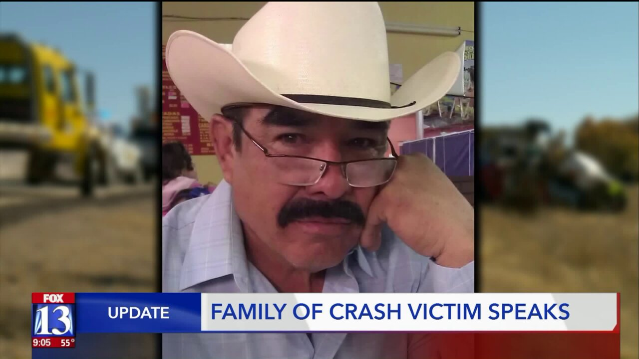 Family says driver of truck in which six people were killed was 'pillar of this house'
