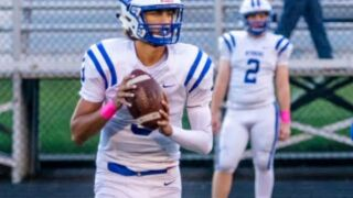 Wyoming junior QB Evan Prater has helped lead the Cowboys to Canton