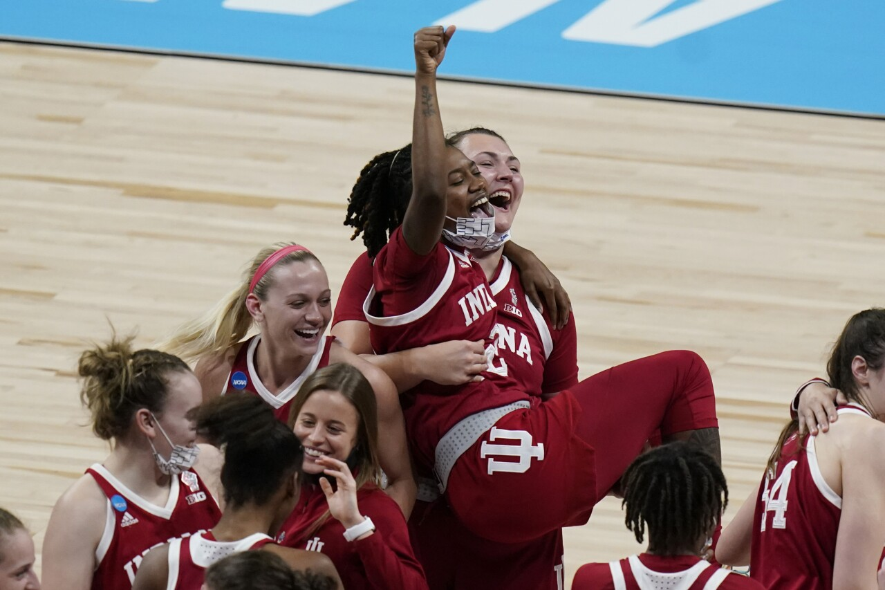 NCAA Indiana NC State Basketball