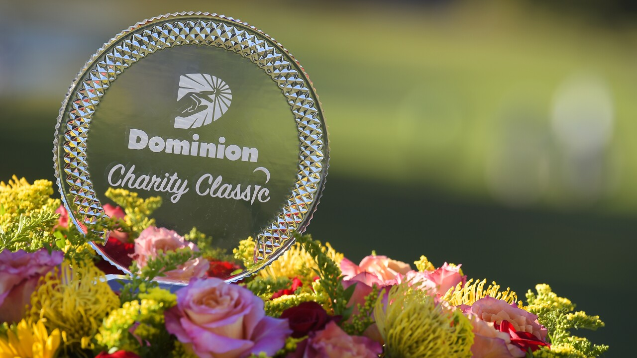 Dominion Energy and PGA Tour announce historic extension for the Dominion Energy CharityClassic
