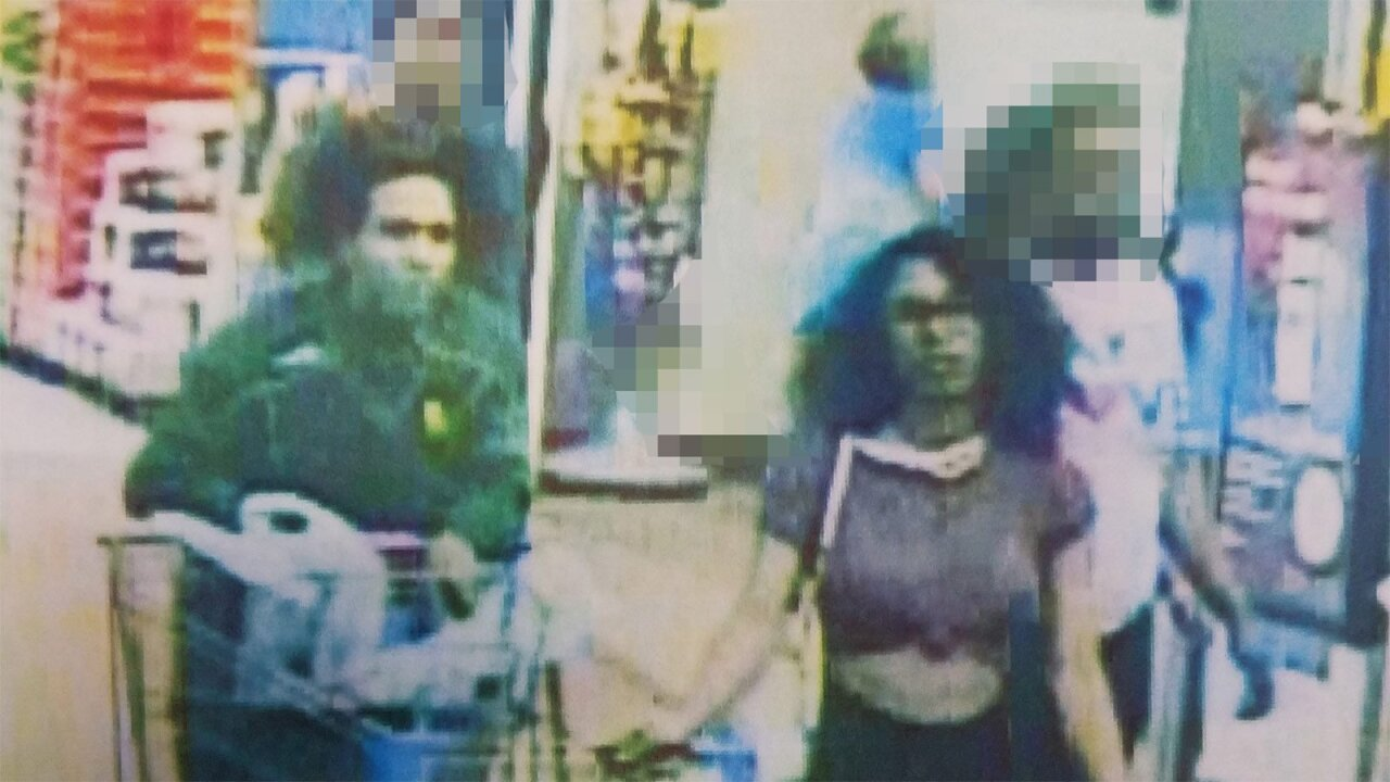 Woman who licked tub of ice cream and put it back on the shelf wanted by police
