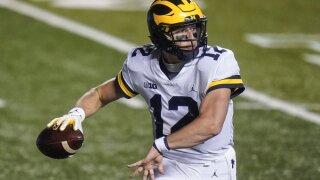 Michigan's switch to Cade McNamara helped end losing skid