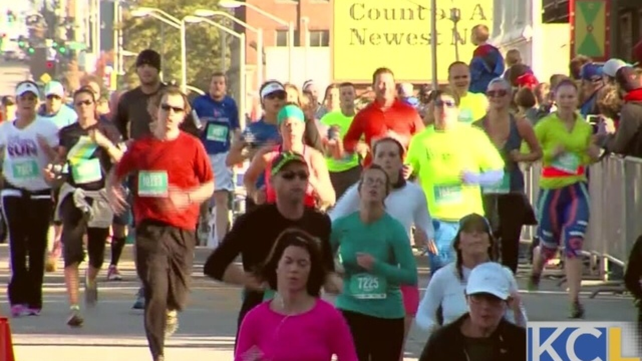 streets to be closed saturday during kansas city marathon