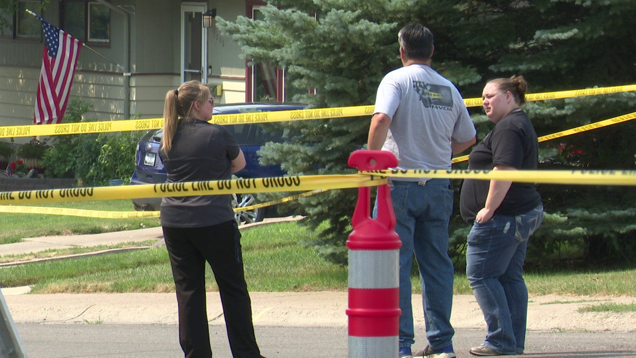 Homicide and kidnapping in Great Falls ends with suspect shot dead