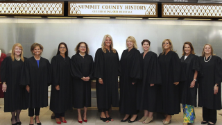 Summit County common pleas bench all-female