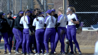 Carroll College softball sweeps Northwest University Friday