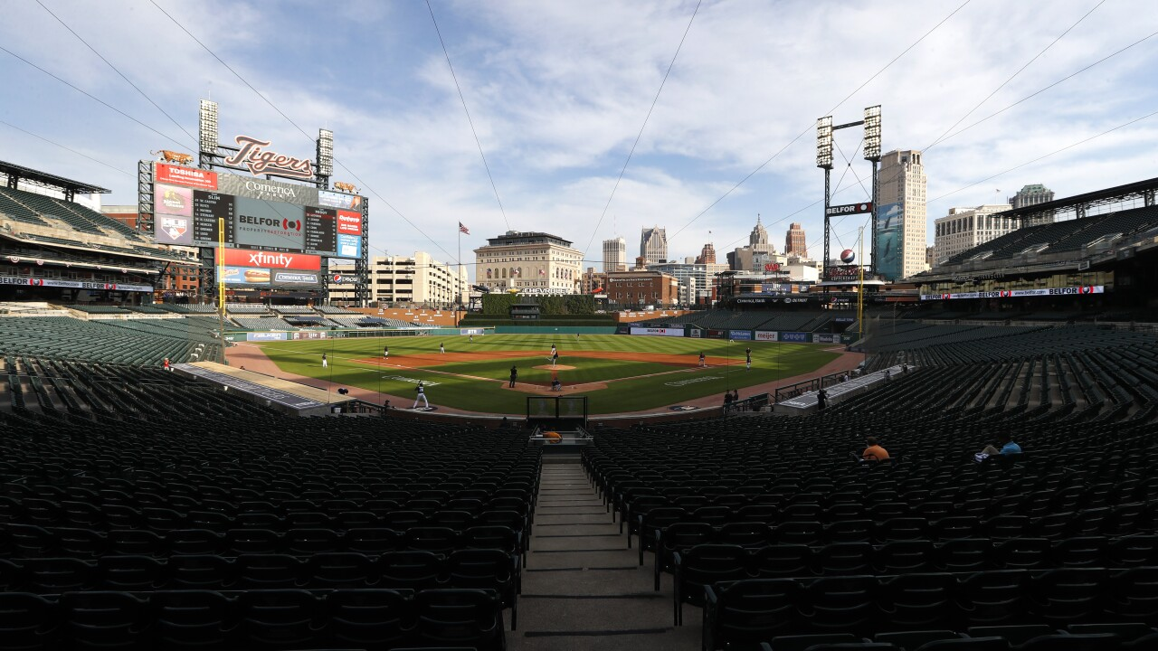 Tigers-Twins doubleheader on Friday postponed, will play 2 games Saturday