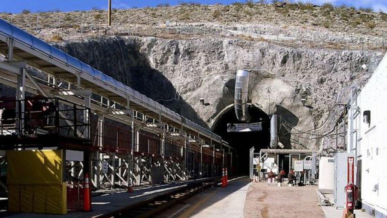 History of Yucca Mountain | 1982-2018