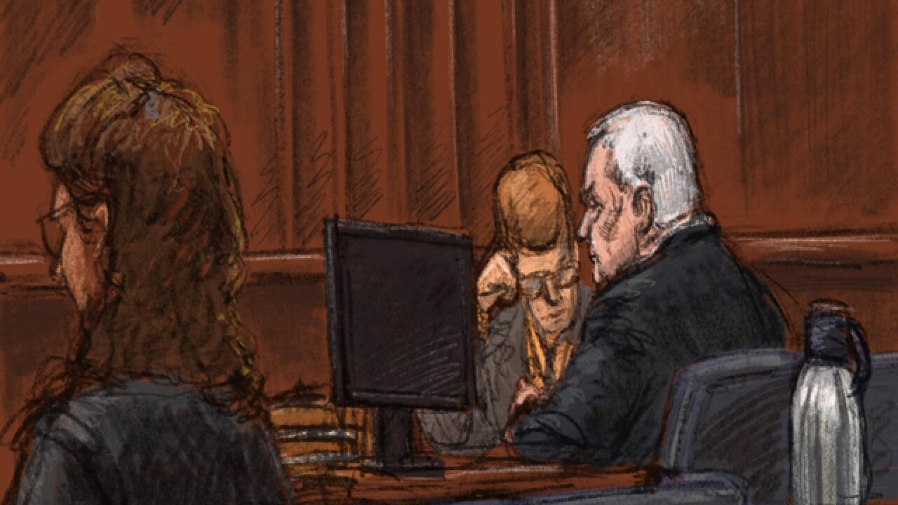 Doug Evans criminal trial enters third week
